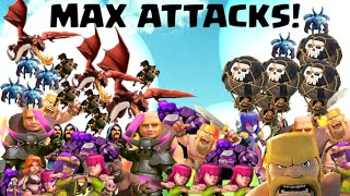 Clash of Clans Attack Strategy | Max Raids!