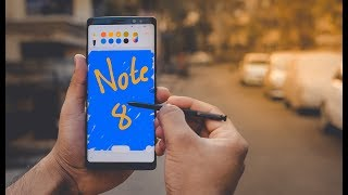 Samsung Galaxy Note 8 Review 2 Months Later!