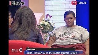 Perjuangan Sang Bocah Obesitas, Arya, Sudah Mulai Terlihat - iNews Malam 01/02