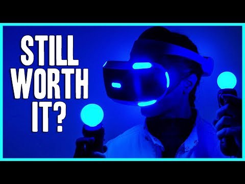 PSVR Review | 2 Years With PlayStation's VR Headset