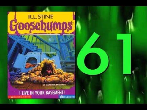 goosebumps retrospective 61 i live in your basement youtube
