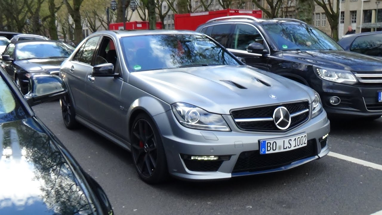 2015 mercedes 63 amg 507 autos post for Mercedes benz c63 amg 507 edition 2015