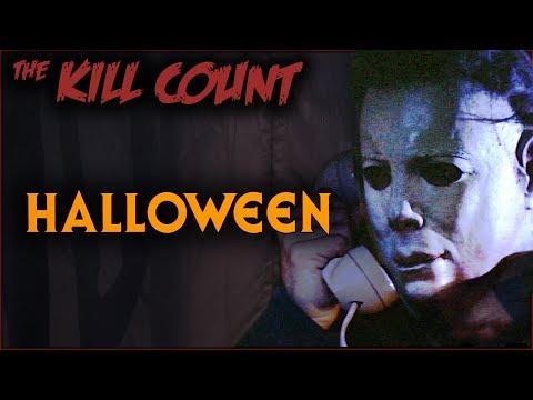 Halloween (1978) KILL COUNT