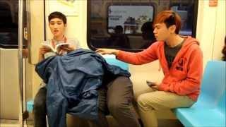 Szex a Japán metrón