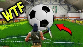HUGE SOCCER EASTER EGG! Fortnite Funny Fails and WTF Moments! #67 (Daily Fortnite Best Moments)