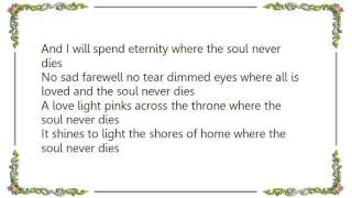 Watch Bonnie Owens Where The Soul Never Dies video