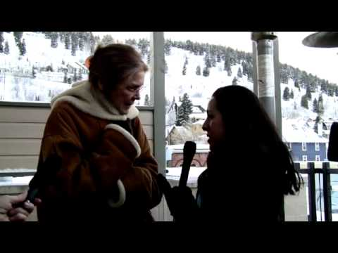 Interview with Gloria Steinem at Sundance Film Festival
