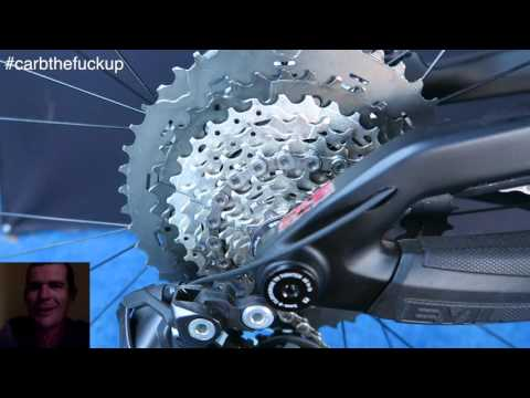 Shimano XT 46 TOOTH CASSETTE!