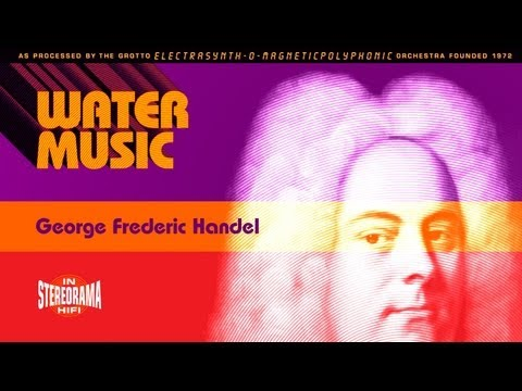 Water Music (Synthesized) George Frederic Handel