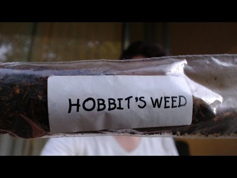 Hobbit's Weed Pipe Tobacco Review