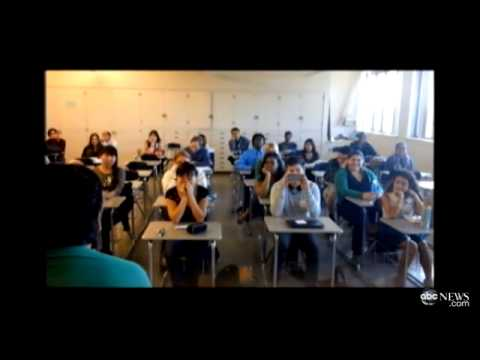 Community College Student Pranks Class With Semester-Long Accent