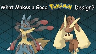 What Makes a Good Pokémon Design?
