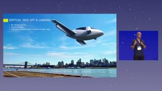 Lilium Aviation - 2016 Hello Tomorrow Grand Prize