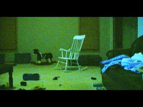 Ghost caught on tape Video