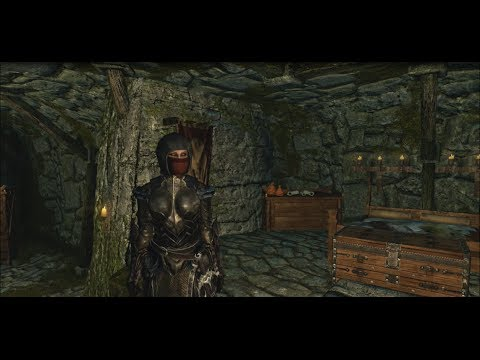 Skyrim Builds - The Messenger of Death