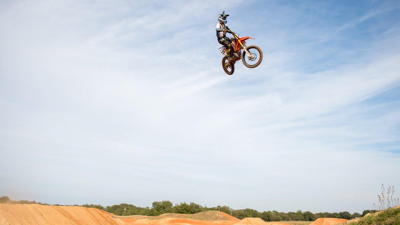 Challen Tennant Motocross Challen Tennant Dirt Bike