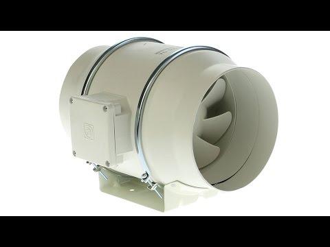 Airbox Abluftbox Lüfter VRK 2725 2490m³ für Dunstabzugshaube bis 120°C