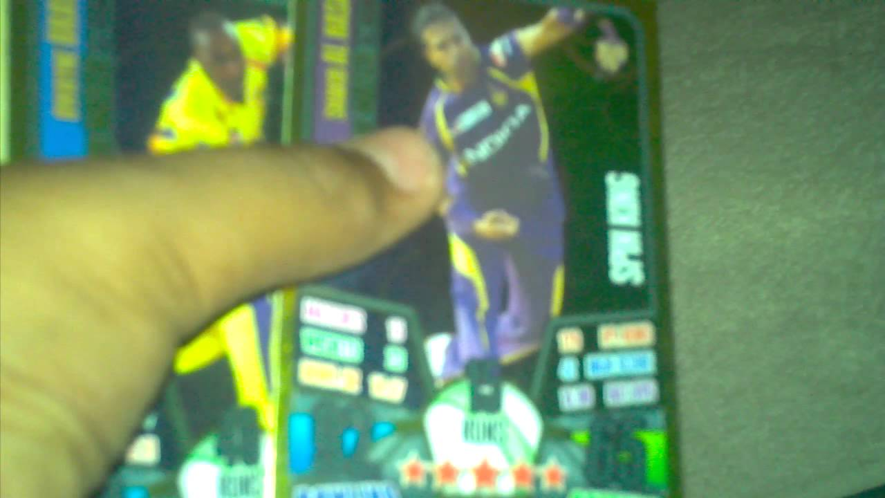 Cricket Attax Cards Gold Cricket Attax 2013 Gold And