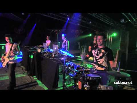 Full Video Underdogz feat Motormorfoses (live act) - Monegros 2012 (HD)