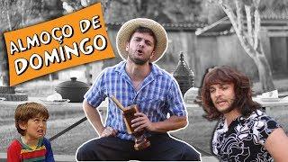 ALMOÇO DE DOMINGO