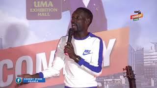 Alex Muhangi Comedy Store Feb 2019 - #McMariachi