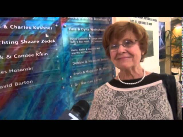 Brenda Glick, Mother of Yehuda Glick