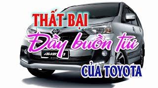 ✅ Thất bại đầy buồn tủi của Toyota tại Việt Nam 👉 Thị trường ô tô xe máy