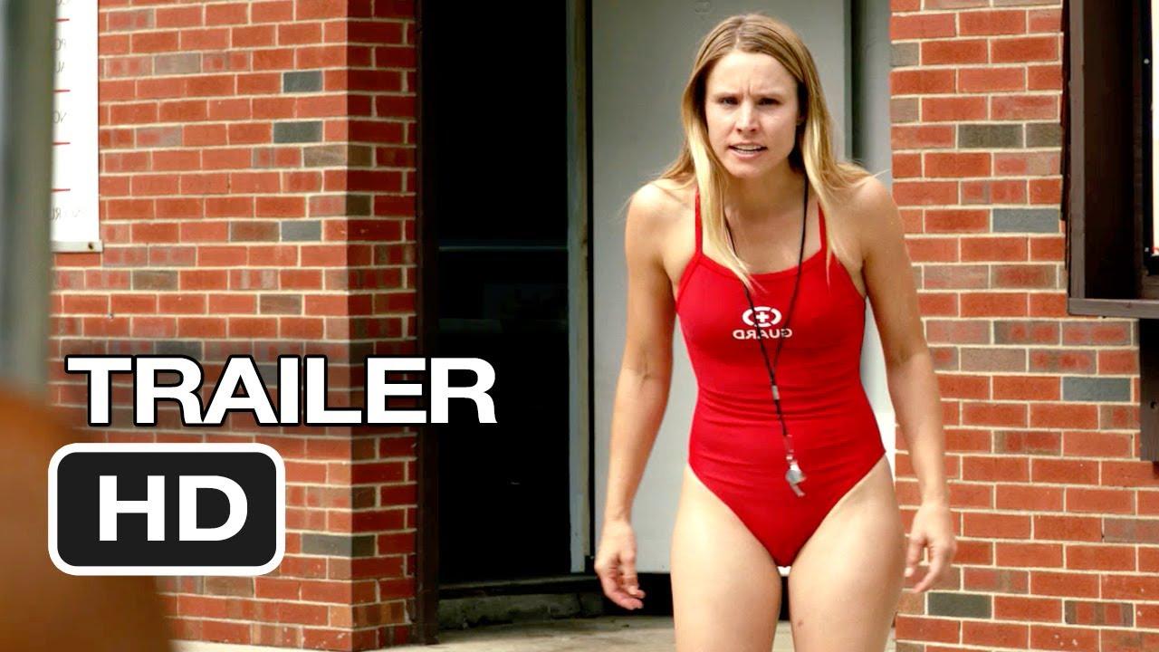 The Lifeguard Official Trailer 1 2013 Kristen Bell