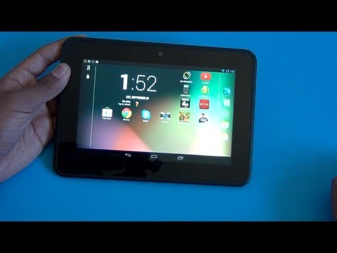 Android 4.2 Kindle Fire