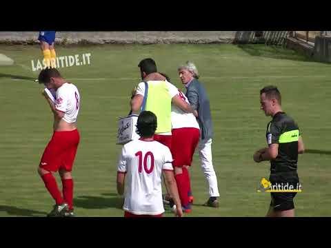 Francavilla-Cerignola 4-2. La sintesi della gara