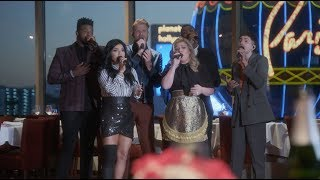 Pentatonix Grown Up Christmas List Feat Kelly Clarkson