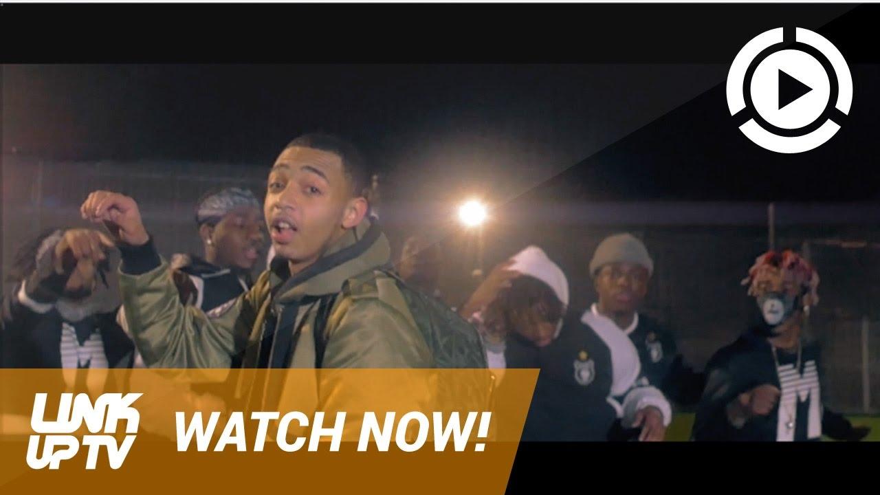 Yung Fume - Watch Me Flex [Music Video] @YungFumelitm | Link Up TV