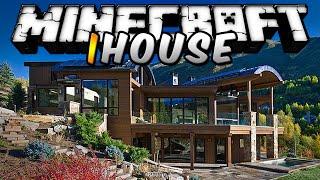 Minecraft - iHOUSE MOD (Última tecnología en casas!) - ESPAÑOL TUTORIAL