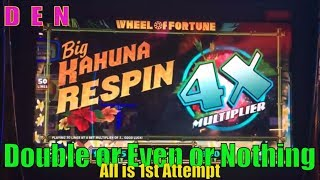 ★All is 1st Attempt Special !★D☆E☆N (33)★Nouveau Beauties/Moon Empress/Wheel of Fortune Slot LIVE/栗