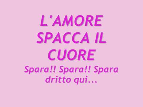 Laura Pausini - Spaccacuore