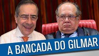 Os senadores que vão julgar o Gilmar