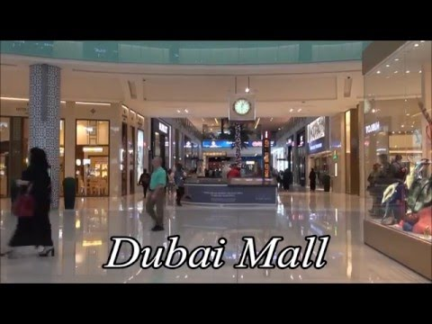 Dubai Mall (Worlds Largest Shopping Mall) Part 10