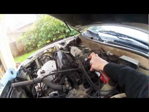 How to Clean the Idle Air Control Valve - IAC - 1996 Toyota Camry
