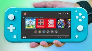 Should YOU Buy The New Nintendo Switch Lite? | A Switch Lite Review | Raymond Strazdas