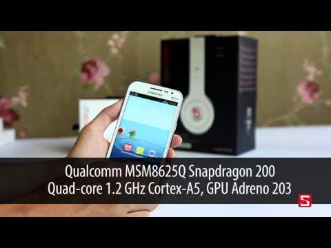 Đánh giá nhanh Galaxy Win - Smartphone 4 nhân tầm trung - CellphoneS