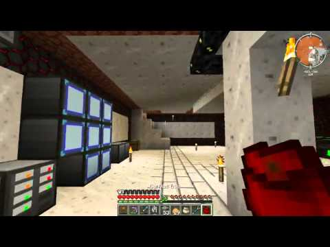FTB ultimate pack multiplaye ep 125 - la corrente no no no -