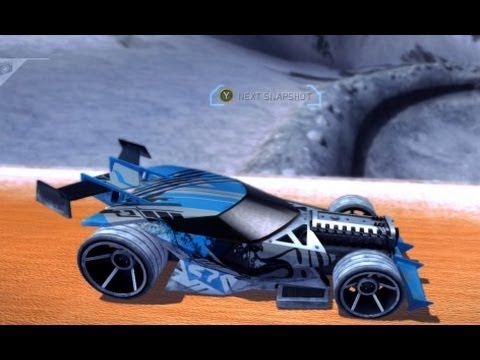Hot Wheels: Worlds Best Driver Walkthrough - Blue Team (Hi-Tech...