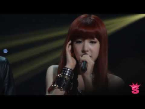 [FANCAM] Tiffany - Cater 2 U