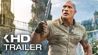 JUMANJI 3: The Next Level Trailer (2019)