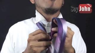 Como hacer el nudo de tu Corbata (tutoriales)