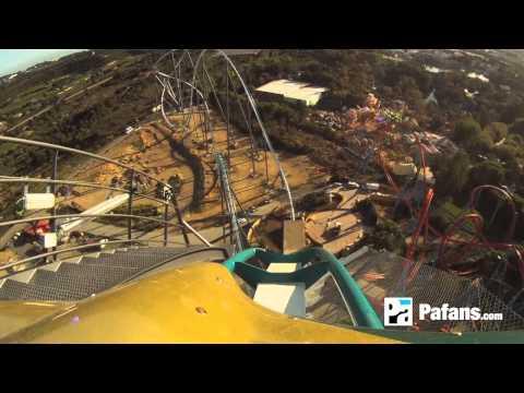 Video onride / montado en primera persona de Shambhala, la nueva montaña rusa de PortAventura, que ya ha sido inaugurada. Shambhala ofrece -0.5g de airtime a...