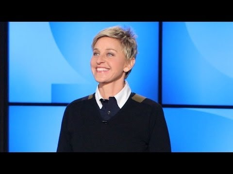 Ellen talked about exciting new technology that you may not have heard of, but Amazon knew about before it even existed.