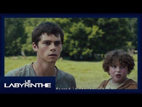 Le Labyrinthe - Featurette Thomas [Officielle] VOST HD