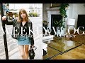 Weekly Vlog | Coffee Table Arrives and Shooting Exciting Things