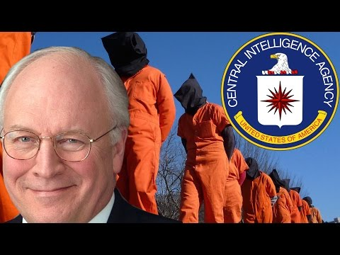 CIA Torture Report Exposes Bush + Cheney War Crimes